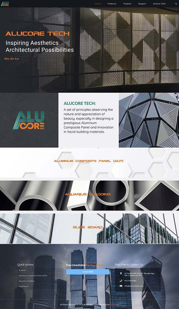 Alucore Tech
