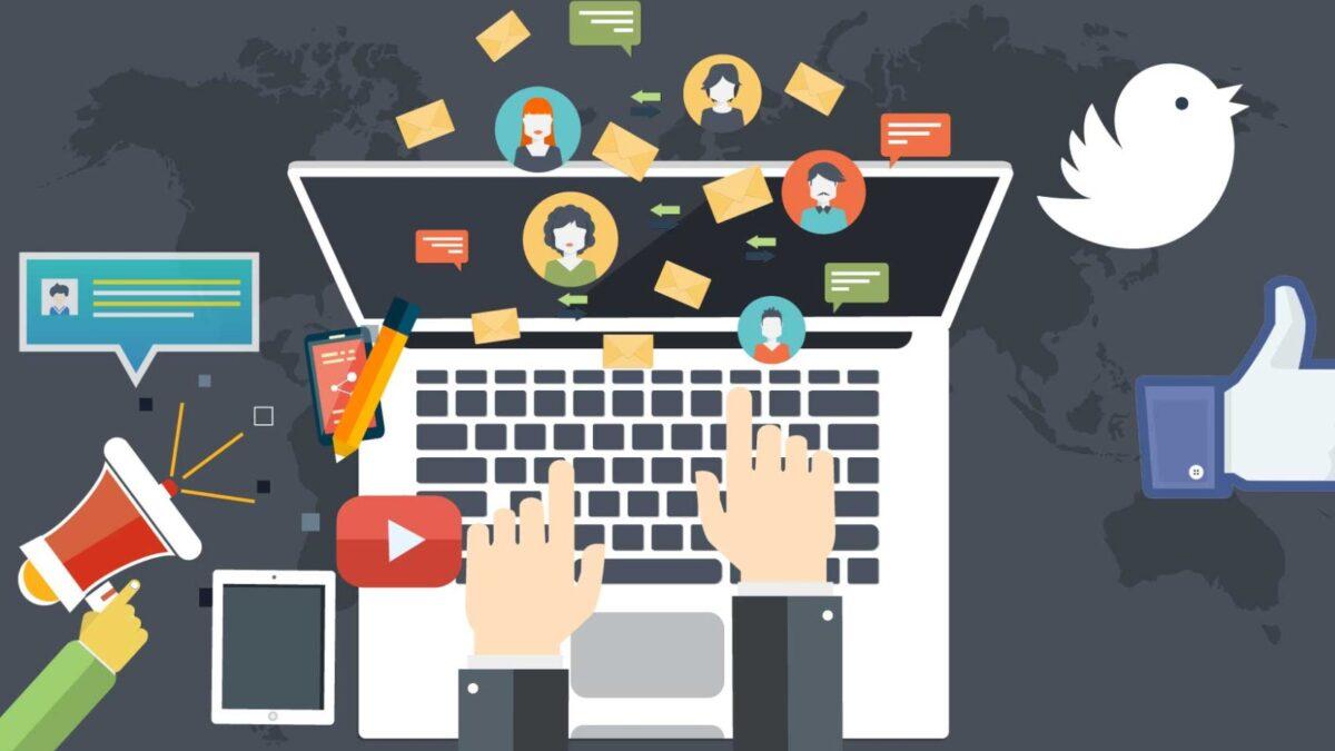 Most effective social media management company.
