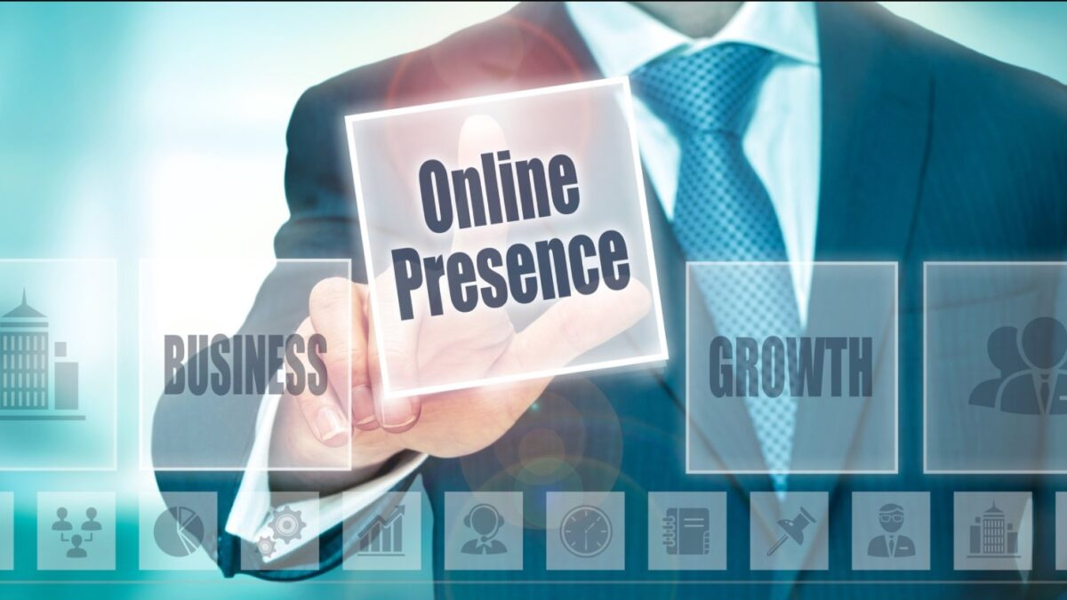 Online presence for your brand.